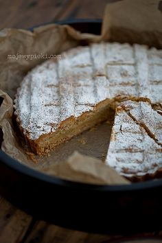 My Pastries | Fyrstekake - Norwegian almond tart