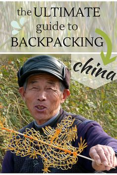 This is the Ultimate Guide to Backpacking China! All you need to know about budget, accommodation, food, transport, must-see's, pros & cons, visas, health and much more. This is the only guide you'll need for travelling to China. http://www.goatsontheroad.com/budget-guide-to-backpacking-china/