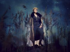 Ane Brun photographed by Aida Chehrehgosha