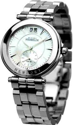 michelle herbelin watches   Michel Herbelin Unveils Appealing Newport Watches Watches Channel
