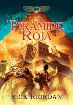 #Libro piramide roja- la de riordan- rick
