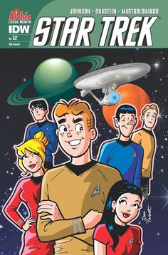 Archie - The Trek Collective