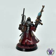Adeptus Mechanicus: Skitarii Vanguard #ChaoticColors #commissionpainting #paintingcommission #painting #miniatures #paintingminiatures #wargaming #Miniaturepainting #Tabletopgames #Wargaming #Scalemodel #Miniatures #art #creative #photooftheday #hobby #paintingwarhammer #Warhammerpainting #warhammer #wh #gamesworkshop #gw #Warhammer40k #Warhammer40000 #Wh40k #40K #Adeptusmechanicus #Mechanicus #Admech #Adeptusmechanicus #Mechanicum #SkitariiVanguard Warhammer 40000, Tabletop Games, Gw, Miniatures, Fantasy, Creative, Painting, Color, Board Games