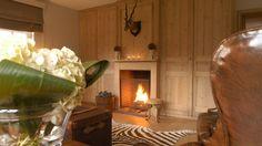 Keukenwand met oude eiken planken interiors interiors