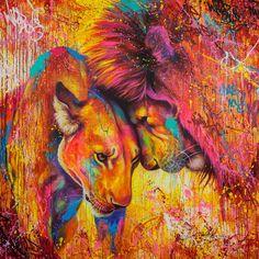 Wild love by Noe Two