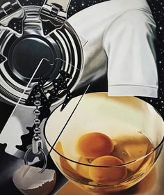 Residency: James Rosenquist - Melt