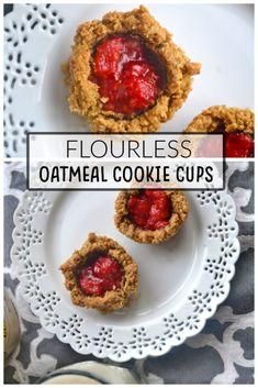 Healthy Dessert Recipes, Candy Recipes, Free Recipes, Baking Recipes, Cookie Recipes, Snack Recipes, Snacks, Healthy Fruit Desserts, Healthy Cookies