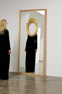 mirror, mirror on the wall....pinned by Ton van der Veer