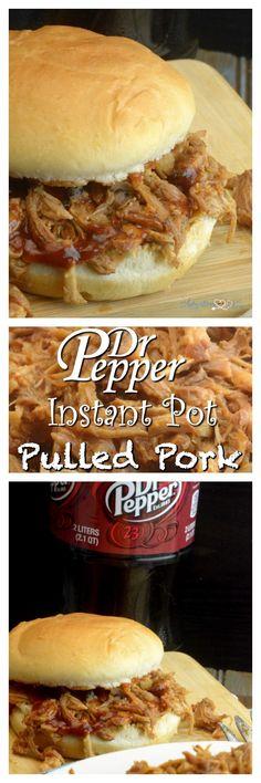 Instant Pot Dr. Pepp