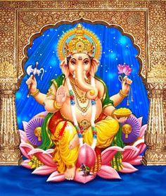 Ganesh Images, Ganesha Pictures, Radha Krishna Pictures, Baby Ganesha, Lord Ganesha, Shri Hanuman, Shri Ganesh, Happy Govardhan, Wallpaper Pictures