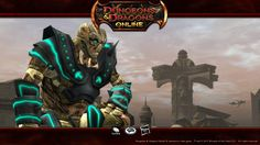 Dungeons & Dragons Online 16:9 Wallpaper - Warforged