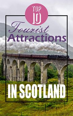 Places That Are Even Better During The Winter Top 10 Tourist Attractions in Scotland #scotland #travel
