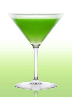 Apple Martini  #drinks #cocktails #drinkrecipes