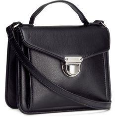 H&M Mini shoulder bag ($20) ❤ liked on Polyvore