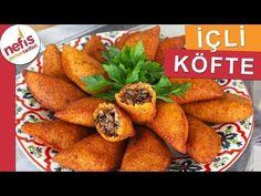 Çok kolaymış dedirtecek İÇLİ KÖFTE TARİFİ - Nefis Yemek Tarifleri - YouTube