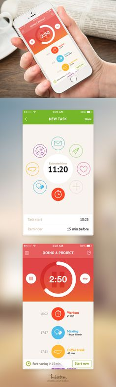 Designing a full-featured app for daily life management that will guarantee its users make the most of every day right away! UI #mobile #nike #digital #mobile #ui #uidesign #uxdesign #mobileappui #UIUX#webdesign #color #photography #typography #ResponsiveDesign #Web #UI #UX #WordPress #Resposive Design #Website #Graphics