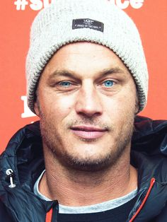 Travis Fimmel love u Travis Vikings, Vikings Travis Fimmel, Ragnar Lothbrook, Vikings Tv Show, Star Wars, Music Tv, Along The Way, Man Crush, My Man