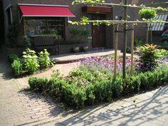 Garten Landschaftsbau mit Ziegeln – 15 tolle Gartengesteltung ...