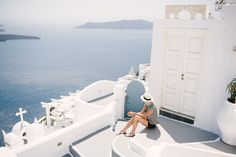 Santorini, Greece -Katie Lopez Photography