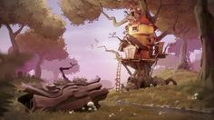 Making of TreehouseComputer Graphics & Digital Art Community for Artist: Job, Tutorial, Art, Concept Art, Portfolio