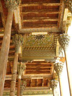 Incredible architecture. Madrassa in Bukhara, Uzbekistan