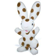 Spotty Bunny Plush