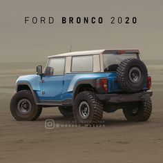 Quick modeling Based on spay photo and Bronco Baja racing team images 2019 Ford Bronco, Ford Bronco Lifted, Bronco Ii, 1957 Chevrolet, Chevrolet Trucks, Chevrolet Impala, Ford Trucks, Diesel Trucks, New Trucks