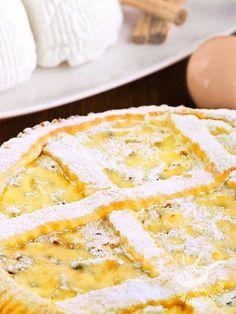 Per trasformare la colazione in un dolce risveglio o un dopocena in un momento di allegria regalatevi questa ottima Crostata di ricotta e arancia candita!