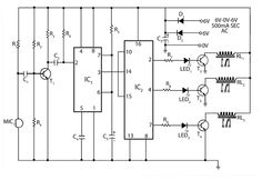 Circuit Diagram of a Torch | Electrical & Electronics Concepts ...