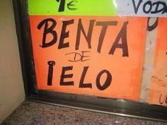 Quitádmelo de la vista por favor. Más en http://www.lasfotosmasgraciosas.com/carteles.html
