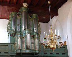 Orgel, Hervormde Kerk Ommen