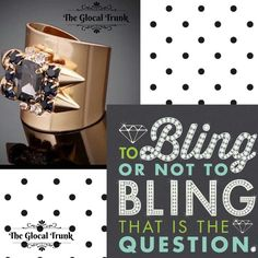 Isnt that an apt questiom now?  Drop in at The Easel Art Gallery (Juhu, Mumbai) & shop for shimmering rings & more✨ at 'TGT's Winter Pop Up Sale' Date: 19th - 20th January, 2017 Time: 10am - 9pm  www.theglocaltrunk.com  #exhibition #popup #wintersale #costumejewellery #fashionaccessories #sale #jewellerypopup #event #mumbai #india #juhu #onlinebrand #rings #bracelets #accessories #necklaces #earrings #pendants #bodyjewellery