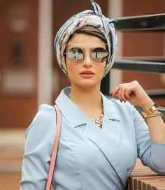 How to wear sunglasses with hijab http://www.justtrendygirls.com/how-to-wear-sunglasses-with-hijab/