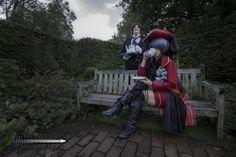 NichelleMedia Photography - #Cosplay #Photography: #Ciel & #Sebastian