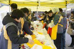 KB금융그룹 2013년 사랑의 김장나눔 봉사활동