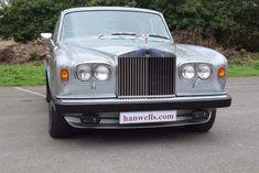 1981 Rolls - Royce Silver Shadow Series II