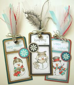 Being Craft-De, that's me!: Keep Cozy Tags
