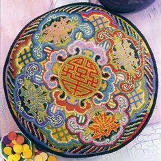 Shanghai - Ehrman Tapestry