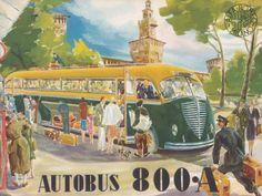 Alfa Romeo Autobus 800A