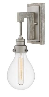 Hinkley Denton - Available in Bronze/Gold as well as island pendants, linear island light, & multi-port pendant canopy. Wall Lights, One Light, Wood Accents, Sconces, Bulb, Interior Lighting, Sconce Light Fixtures, Wall Sconce Lighting, Light