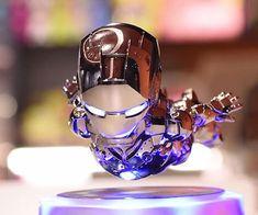 Tu escritorio nunca será el mismo: Iron Man flotante