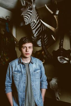 Nick Robinson Jurassic World Interview | Teen Vogue