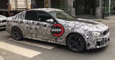 2018 BMW M5 F90 Convoy Spotted In Oslo, Exhaust Sounds Mean #BMW #BMW_M5