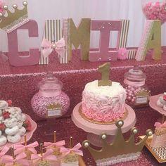 Princess Birthday Party Ideas   Photo 1 of 13