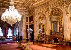 MI PARAISO ESCONDIDO: Interior Palacio Domalbace