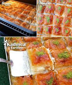 Laz Gebäck Rezept, How To - Weibliche Rezepte, Good Food, Yummy Food, Turkish Recipes, Food Humor, Bon Appetit, Deserts, Brunch, Dessert Recipes, Food And Drink