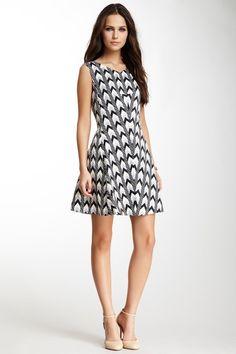 Rachel Roy Tulip Print Dress by Picnic Plaids & Pretty Prints on @HauteLook