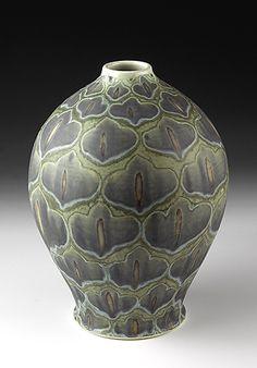 Untitled Vase 1032: Ben Howort: Ceramic Vase - Artful Home