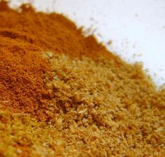 Cumin Cinnamon and Coriander