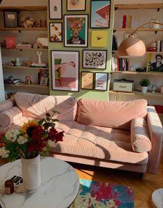 Room Ideas Bedroom, Bedroom Decor, Dream Home Design, House Design, Pretty Room, Aesthetic Room Decor, Dream Rooms, My New Room, House Rooms